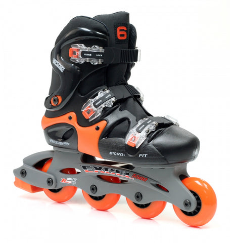 Inline Rental Excel 5500 Skate - Junior and Senior