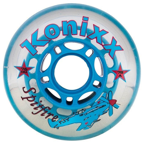 Konixx Spitfire 78a Roller Hockey Wheel Indoor/Outdoor