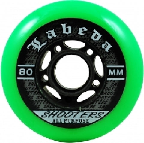 Labeda Shooter Medium 78A Inline Hockey Wheel