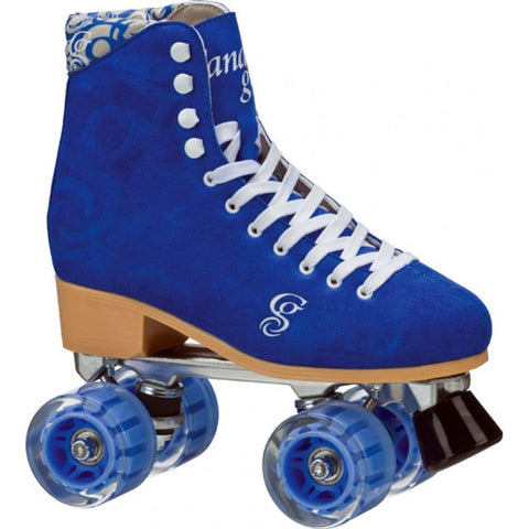 Roller Skates CANDI Electric Blue