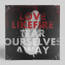 Load image into Gallery viewer, LOVELIKEFIRE - TEAR OURSELVES AWAY - CD