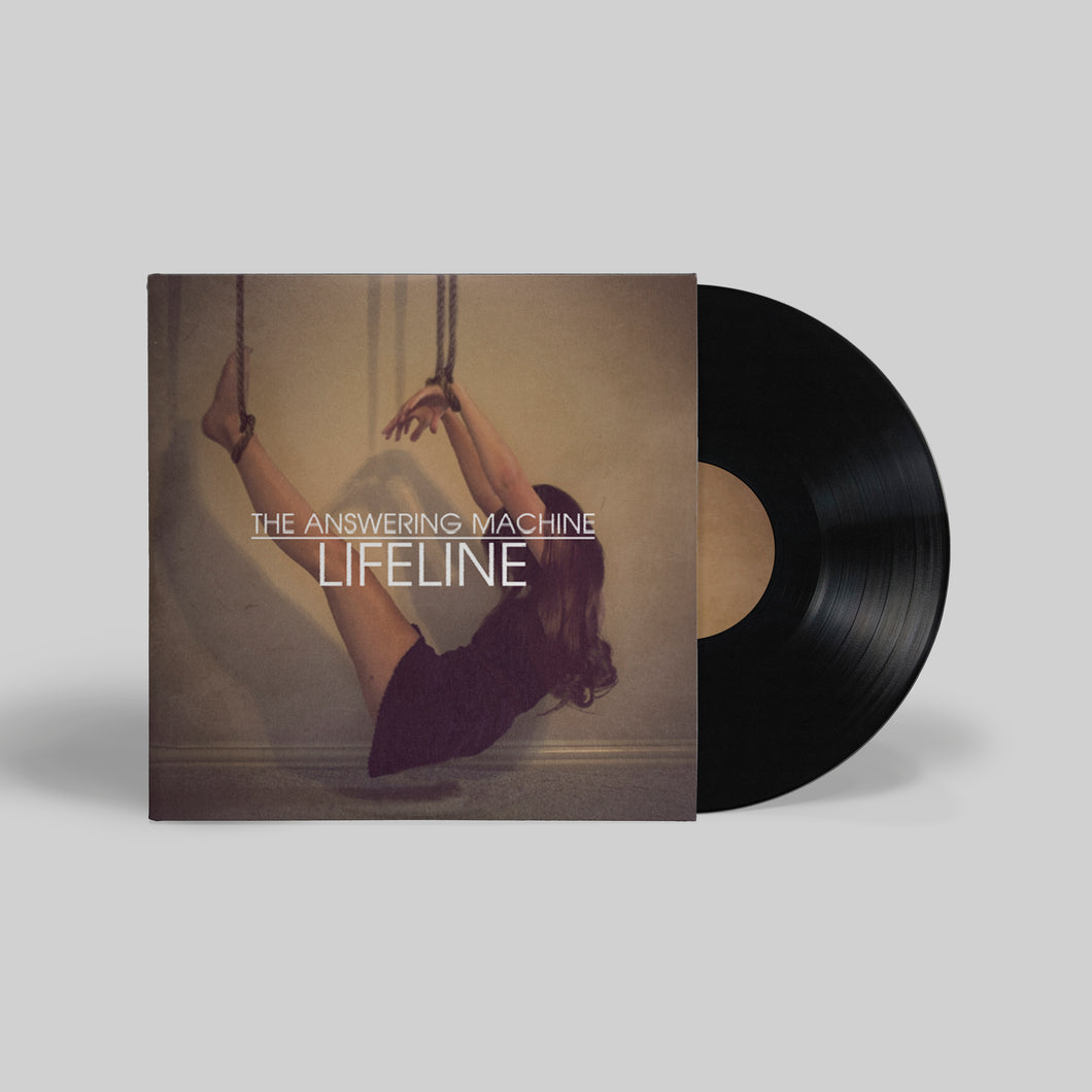 THE ANSWERING MACHINE - LIFELINE - LP