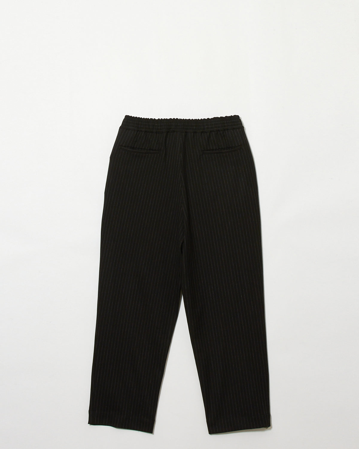 INFLUENCE / Stripe Easy Pants (black)