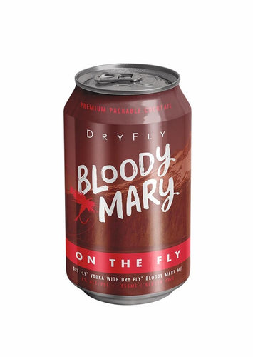 Bloody Mary Canned Cocktail