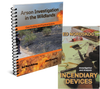 BOOK BUNDLE: Arson Investigation in the Wildlands & Incendiary Devices