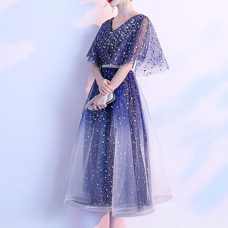 #5004 Starry Evening Dress