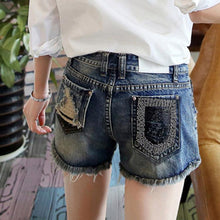 Load image into Gallery viewer, #5058 Denim Shorts