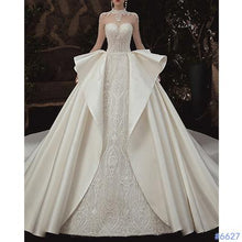 Load image into Gallery viewer, #6627 WEDDING DRESS