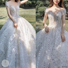 Load image into Gallery viewer, #7006 WEDDING DRESS