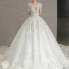 Load image into Gallery viewer, #7018 WEDDING DRESS