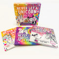 Never Let A Unicorn Box Set