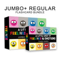 FLASH CARD BUNDLE-REGULAR+JUMBO
