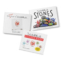 Scribble, Stones and Stickers Bundle