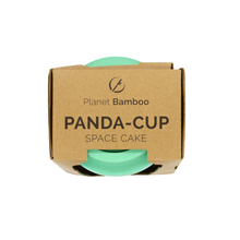 Lade das Bild in den Galerie-Viewer, Bamboo Cup - Space Cake - Waldelefanten Edition