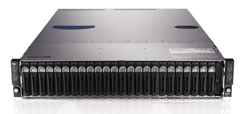 <b>Dell PowerEdge C6220 2U rack server</b> Four Nodes each w/ (2) Xeon E5-2640 6C, 48GB RAM, (6) 600GB 10K SAS