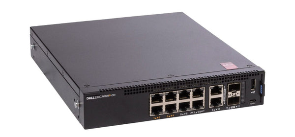 Dell Networking N1108P-ON 8-Port Gigabit Ethernet L2 PoE Switch