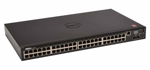 Dell Networking N2048P 48-Port Gigabit Ethernet L3 PoE Switch