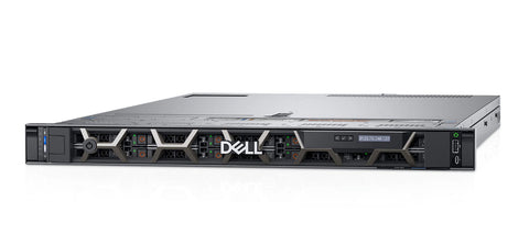 <b>Dell PowerEdge R640 1U rack server</b> (2) Xeon Silver 4214 12C, 128GB RAM, (2) 480GB SSD, (4) 1.92TB SSD