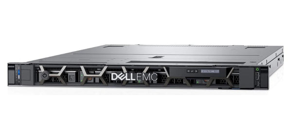<b>Dell PowerEdge R6525 1U rack server</b> (2) AMD EPYC 7252 8C, 64GB RAM, (4) 240GB SSD