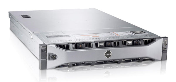 <b>Dell PowerEdge R720XD 2U rack server</b> (2) Xeon E5-2650 V2 8C, 64GB RAM, (2) 240GB SSD, (10) 4TB SAS