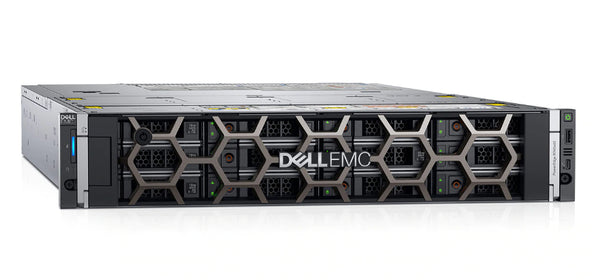 <b>Dell PowerEdge R740XD 2U rack server</b> (2) Xeon Silver 4214 12C, 192GB RAM, (2) 240GB SSD, (4) 6TB SAS