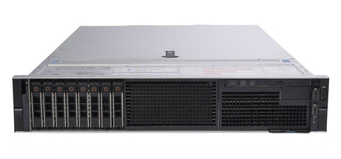 <b>Dell PowerEdge R740 2U rack server</b> (2) Xeon Silver 4116 12C, 128GB RAM, (2) 480GB SSD, (4) 1.92TB SSD