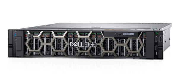 <b>Dell PowerEdge R7525 2U rack server</b> (2) AMD EPYC 7H12 64C, 1024GB RAM, (2) 960GB SSD, (14) 1.92TB SSD, (8) 1TB NVMe SSD