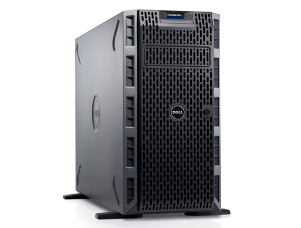 <b>Dell PowerEdge T320 tower server</b> <br/>(1) E5-2450 V2, 48GB RAM, (4) 4TB 7.2K SAS