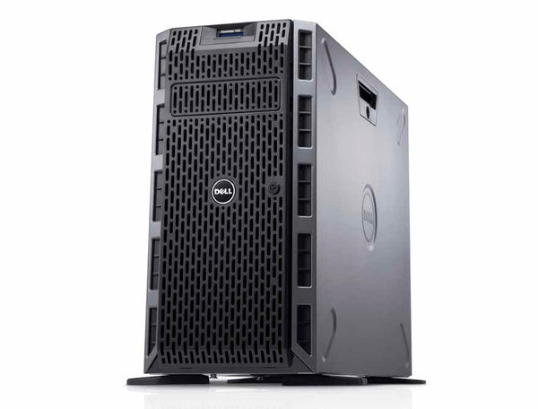 <b>Dell PowerEdge T430 tower server</b></br> (2) E5-2660 V3 10C, 96GB RAM, (2) 240GB SSD, (4) 2TB 7.2K SAS