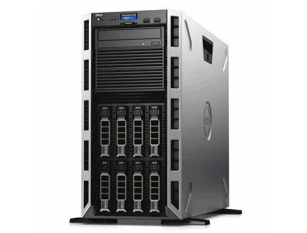 <b>Dell PowerEdge T440 tower server</b></br> (2) Xeon Silver 4114 10C, 64GB RAM, (2) 240GB SSD, (4) 1TB 7.2K SATA