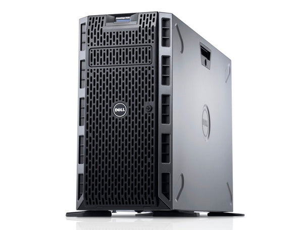 <b>Dell PowerEdge T620 tower server</b></br> (2) E5-2660 V2 10C, 64GB RAM, (4) 8TB 7.2K SAS