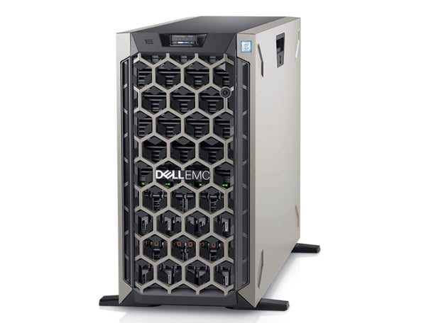 <b>Dell PowerEdge T640 tower server</b></br> (2) Xeon Silver 4208 8C, 64GB RAM, (2) 240GB SSD, (4) 480GB SSD