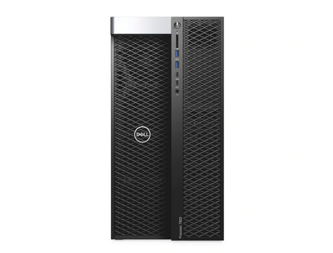 <b>Dell Precision T7920 tower workstation</b></br> (2) Xeon Silver 4210 10C, 64GB RAM, (1) 500GB M.2 SSD, (1) 2TB SSD, NVIDIA P5000