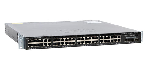 Cisco Catalyst WS-C3650-48TD-S 48-Port Gigabit Ethernet L3 Switch