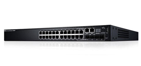 Dell PowerConnect 7024P 48-Port Gigabit Ethernet PoE Switch
