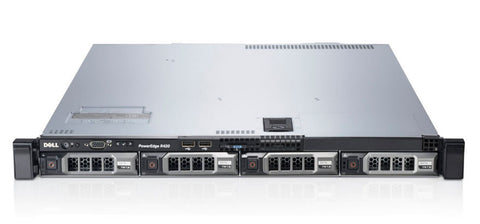 <b>Dell PowerEdge R420 1U rack server</b><br>(2) Xeon E5-2430 V2 6C, 48GB RAM, (4) 1TB 7.2K SAS