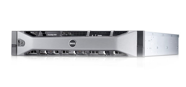 <b>Dell PowerEdge R520 2U rack server</b> (2) Xeon E5-2430 V2 8C, 64GB RAM, (4) 2TB SAS