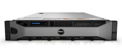 <b>Dell PowerEdge R720 2U rack server</b> (2) Xeon E5-2660 8C, 64GB RAM, (2) 240GB SSD, (4) 2TB SAS, Windows Server 2019 Std.