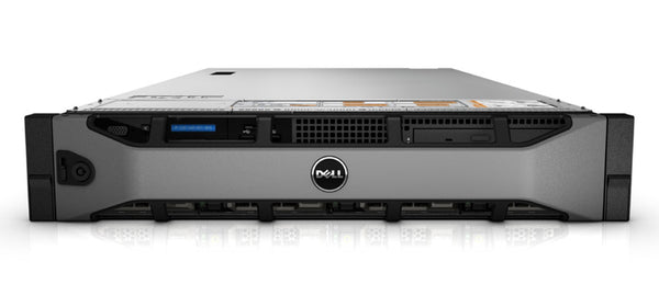 <b>Dell PowerEdge R720 2U rack server</b> (2) Xeon E5-2660 8C, 48GB RAM, (2) 240GB SSD, (4) 1TB SAS
