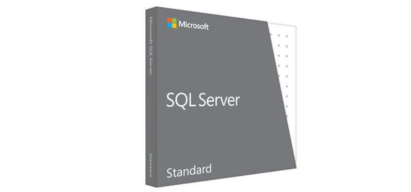 <b>SQL Server 2019 Standard License (OLP)</b> w/ 5 User CALs