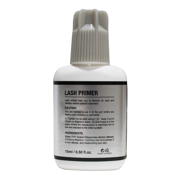Blink Lash Prep Lash Care Primer Protein Remover for Eyelash Extension - 15 ml