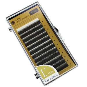 Eyelash Extension Blink L 0.15 Curl 10mm Or 0.20mm