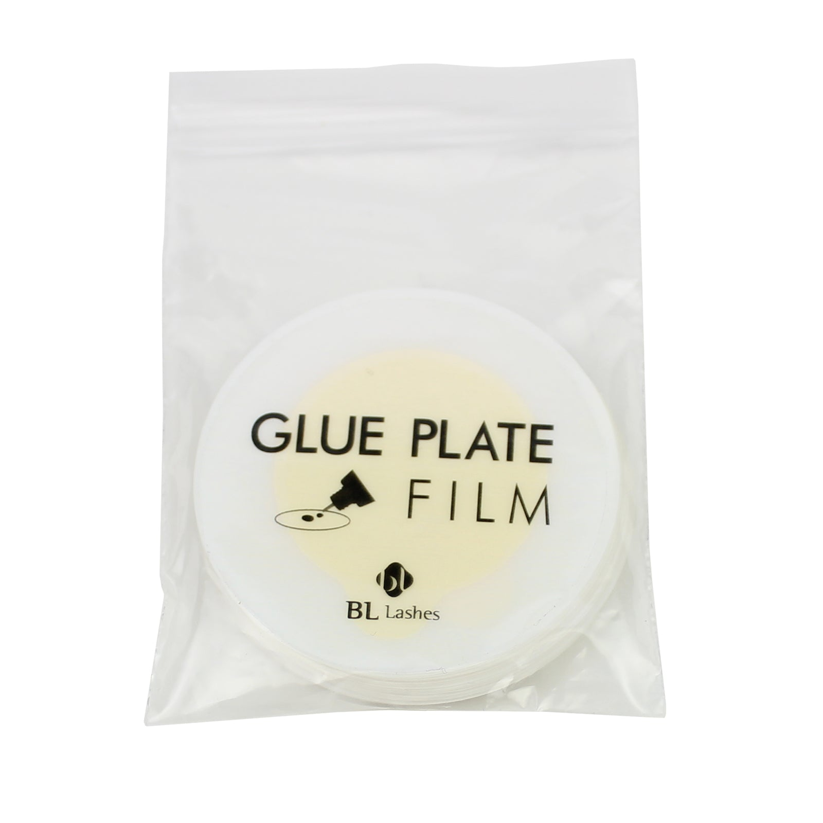 Glue Plate Film for Eyelash Extension, Pack Of 30