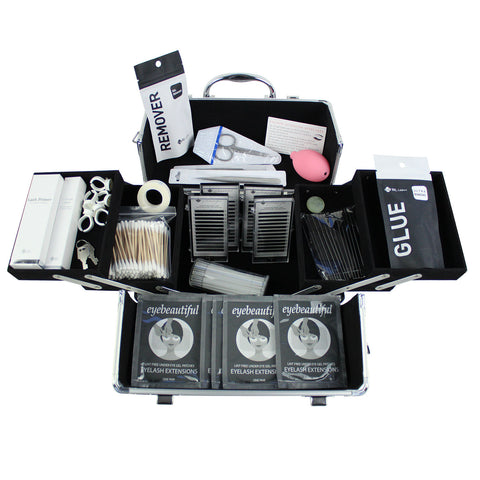 Professional Premium Eyelash Extension Kit