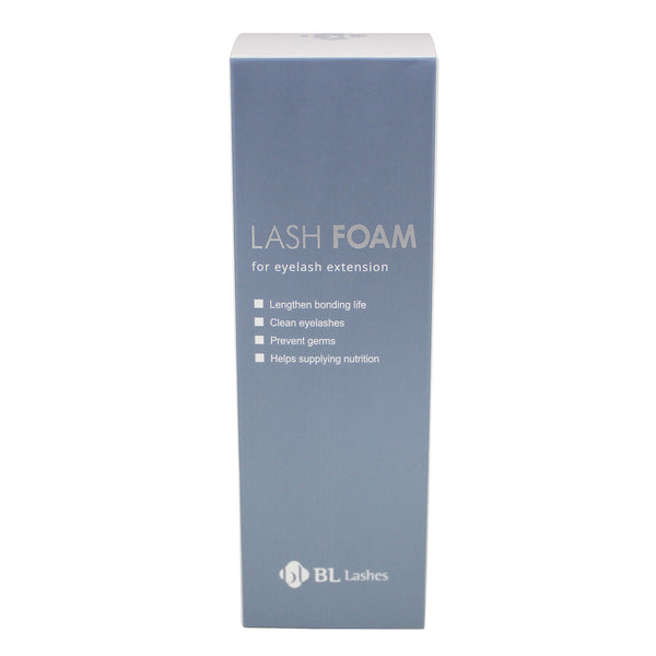 BL Foaming Lash Wash For Eyelash Extensions 100ML With Brush