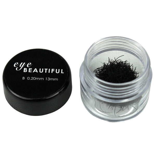 Premium MINK Individual Loose Lashes B Curl 10mm to 14mm Eyelash Extension