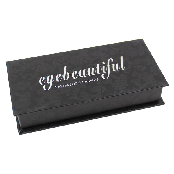 Eyebeautiful 100% Real Mink Fur Strip False Eye Lashes #1090
