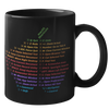 VERY LIMITED: macOS Shortcuts Mug (Classic Rainbow)