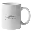 Keep Coding, Drink Coffee Mug