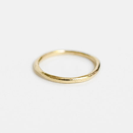 Thread band - 1.8mm - gold